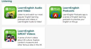 kursy językowe - aplikacje
